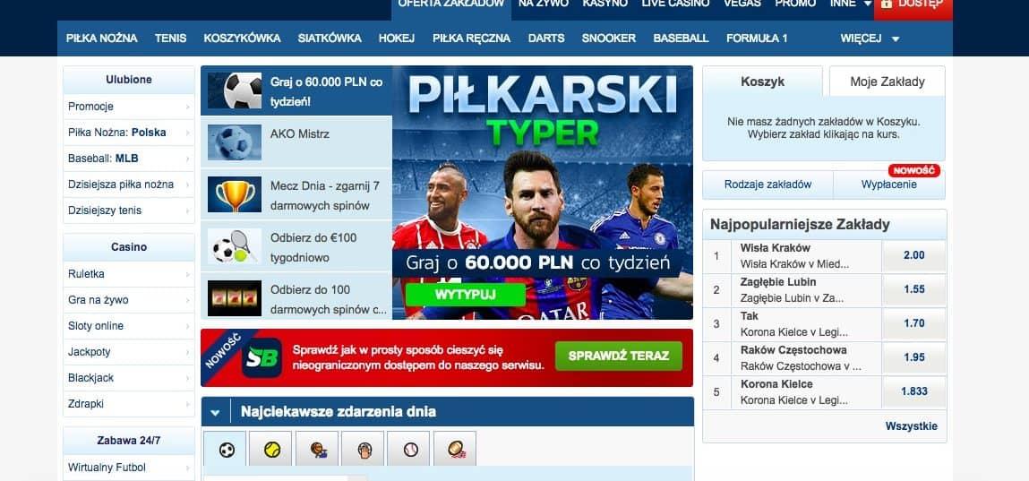 Sportingbet licencja. Od kiedy legalnie w Polsce?