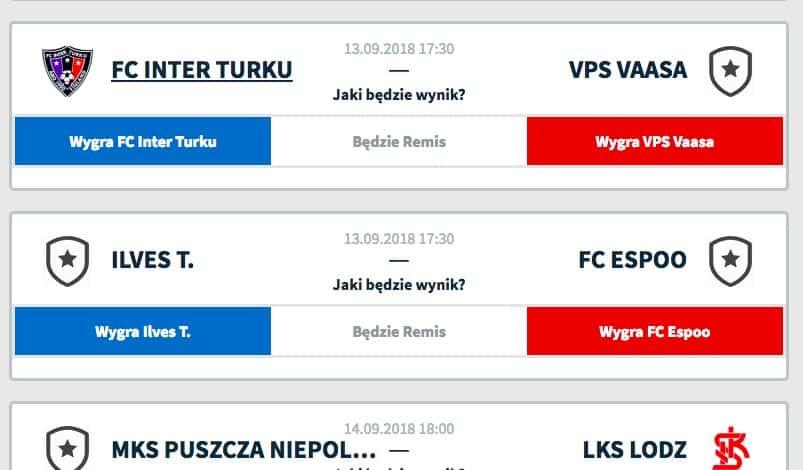 Najlepsza liga typerów w Polsce