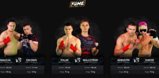 Typy na galę FAME MMA 3 online!