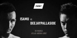 Gdzie obejrzeć FAME MMA 3 przez internet?
