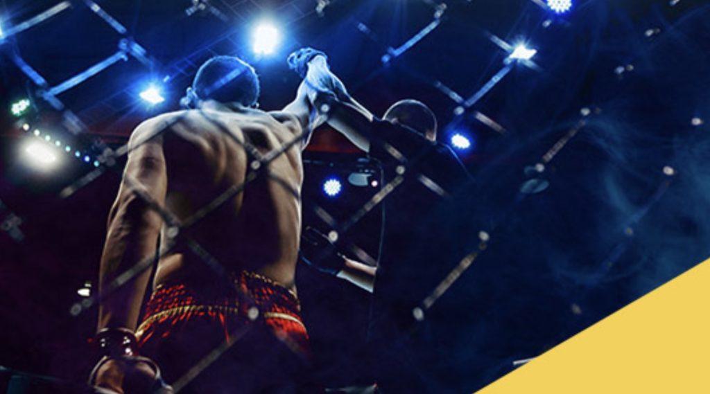 LV BET z bonusem na FAME MMA 3!
