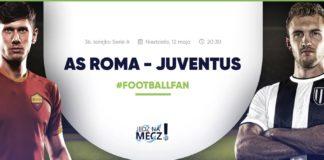 Obejrzyj mecz Serie A w Rzymie! Konkurs bukmacherski Forbet wystartował!