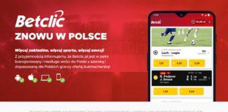 Jak zostać graczem BetClic w Polsce?