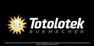 Słoneczne logo Totolotka - szykuje się dobra zmiana?