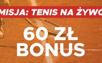 Misja z bonusem 60 PLN w Betclic!