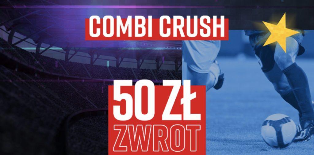 Zwrot 50 złotych na Ligę Mistrzów w Betclic Polska!