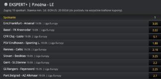 Liga Europy Ekspert. Fortuna ma dla najlepszych 20.000 PLN!