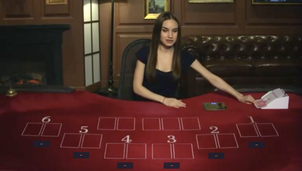 Granie w pokera w STS