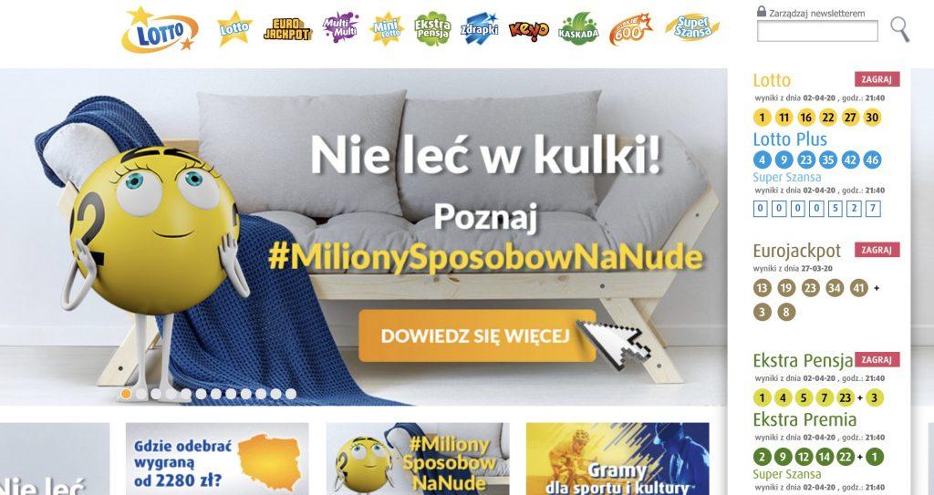 Lotto Online - jak działa?