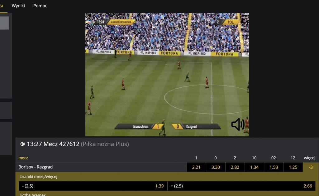 obstawianie wirtualnej piłki nożnej