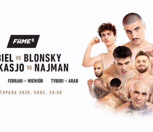 Typy na Fame MMA 8. Na kogo postawić pieniądze?