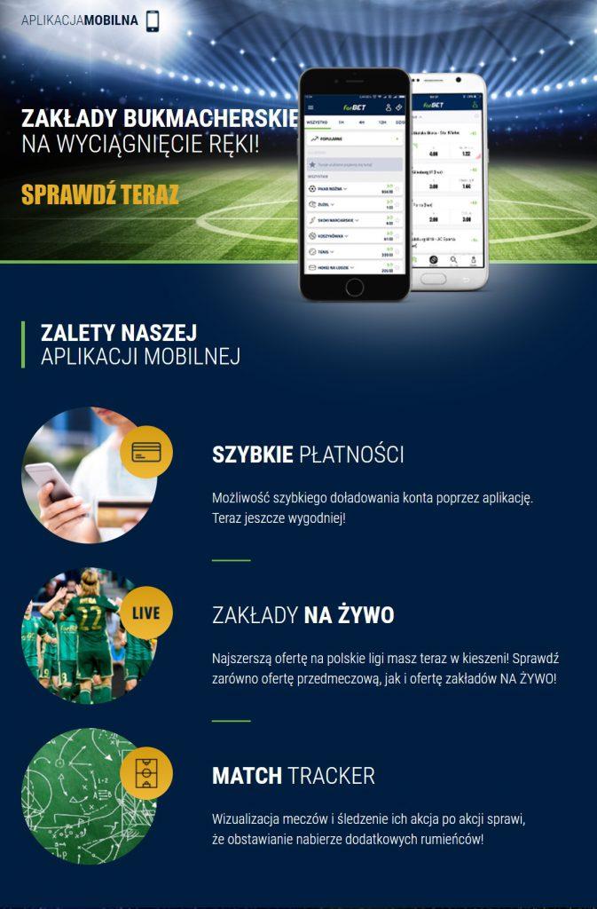 Forbet aplikacja mobilna 2021