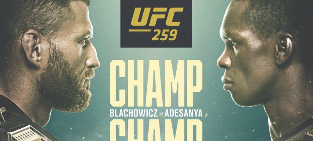 Czy Błachowicz obroni pas na UFC 259?
